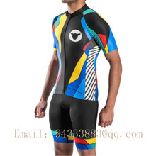 BLACK-SHEEP 2019summer men short sleeve cycling set bike professiomal jersey triathlon tights perspiration body suit can custom