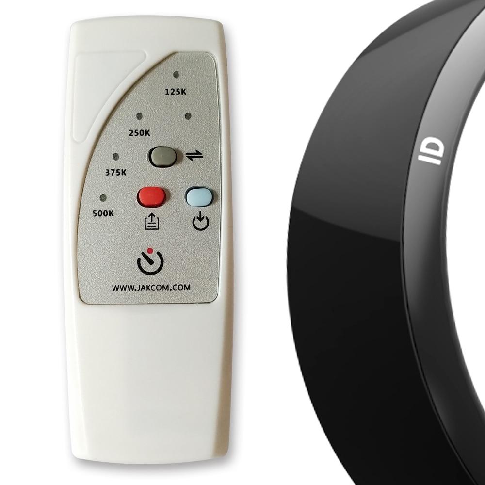 JAKCOM RDW նույնականացման քարտի ընթերցող խելացի էլեկտրոնիկա Պատճենեք 125khz նույնականացման քարտը R3 Smart Ring- ի համար