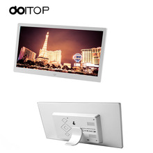 DOITOP LED LCD Digital Photo Frame Ultrathin 10 inch HD Electronic Frame Album MP3 Music MP4 Movie Player with Remote Control C4