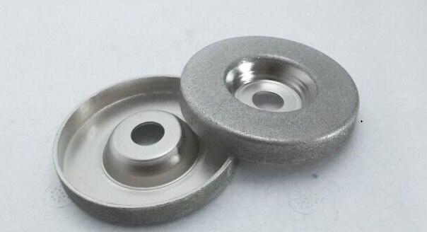 Free shipping diamond abrasive wheel For Multifunciton Sharpener & Grinding Drill Sharpener.Power tool accessories