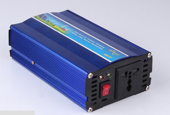 цена на surge power 300W rated power 150W DC12V to AC110V/220V 50HZ/60hz Pure Sine Wave power inverter