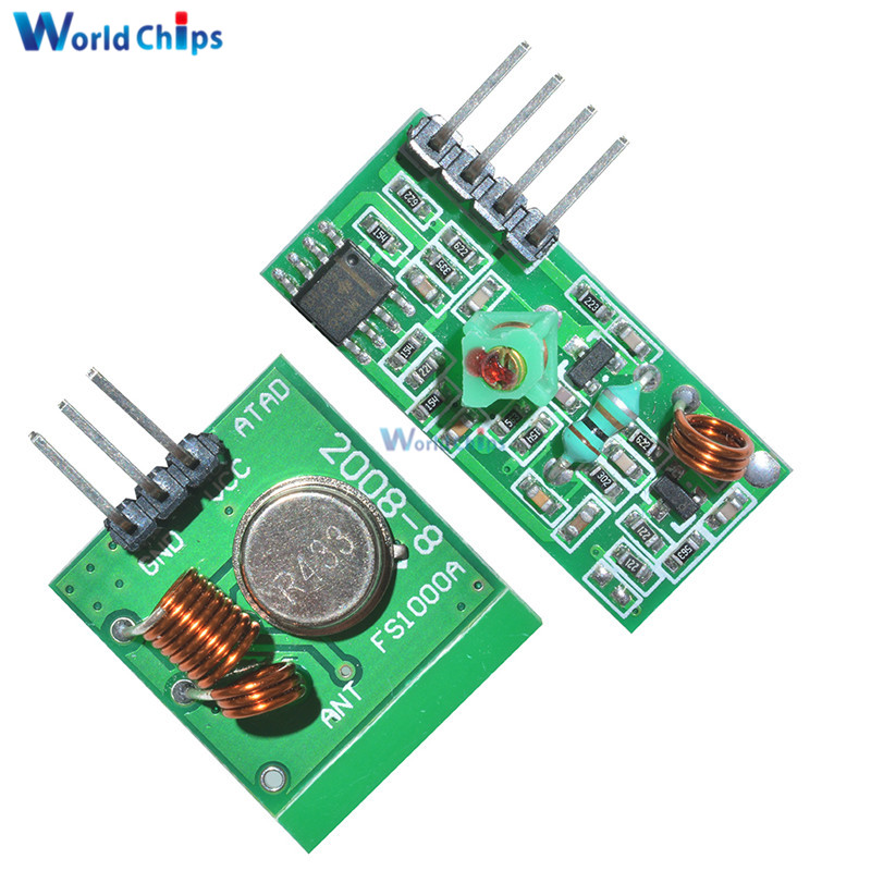 top 10 largest 433 transmitter module list and get free