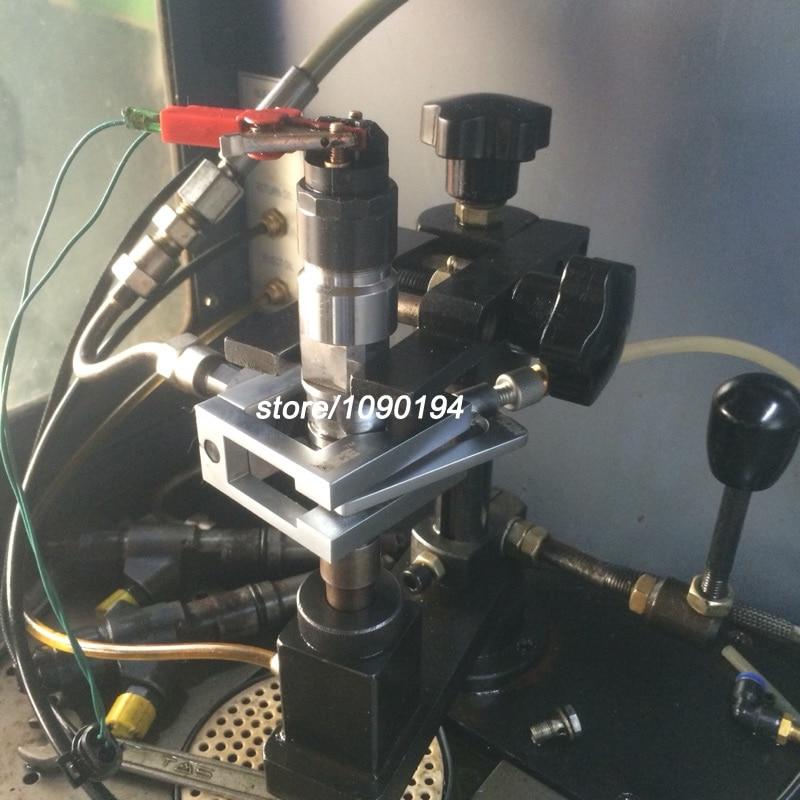 ユニバーサルディーゼルコモンレール燃料噴射装置修正アダプタ器具修理キット、コモンレールインジェクタクランプツール  グループ上の 自動車 &バイク からの 機械式テスター の中 1