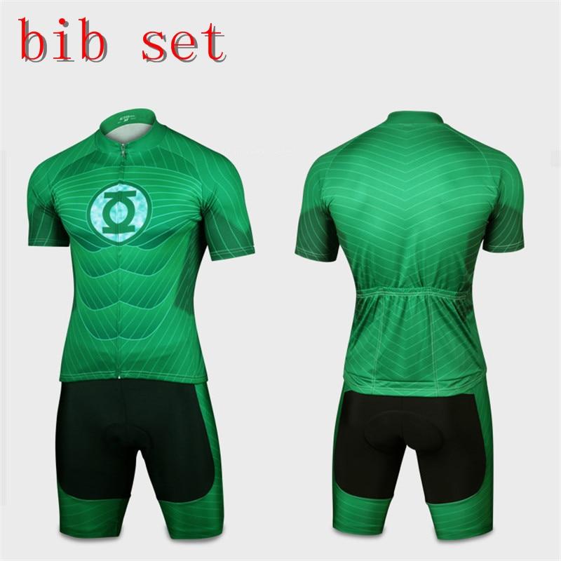 discovery Varietys Cool Superhero Cycling Wear Iron Man Batman Superman Captain America Spider-Man Cycling Jersey bike clothing