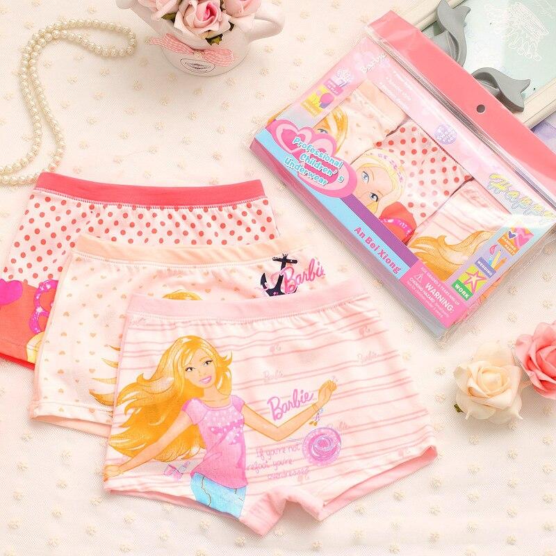 Niñas Barbie Ropa Interior - Compra lotes baratos de Niñas