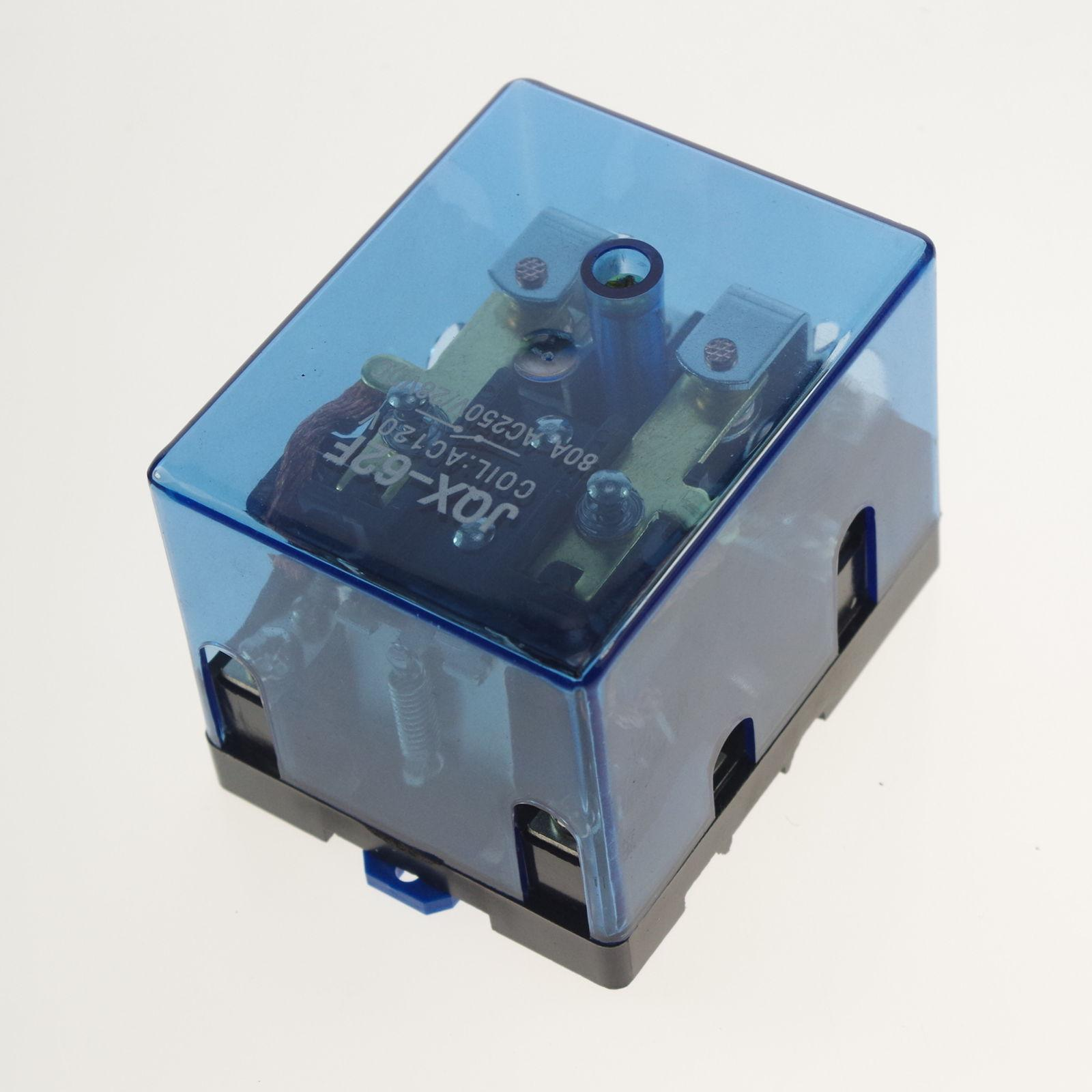 12vdc 110vac 220vac 80a 2z Dpdt Power Relay Motor Control Screw Mount In Relays From Home Improvement On Alibaba Group