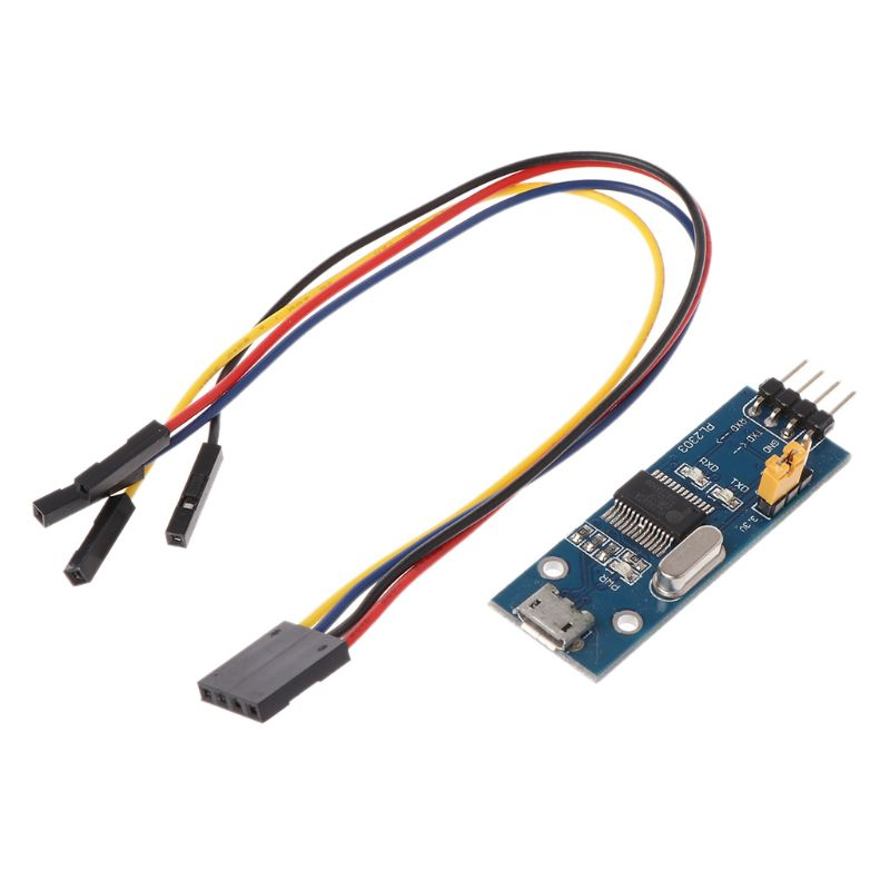 Mini L2303 USB UART Board PL-2303HX PL-2303 USB TO RS232 Serial TTL Module Adapter Converter