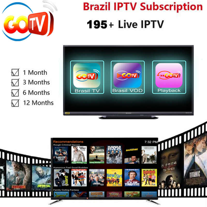 Detail Feedback Questions about 6 Months Brazil Android APK IPTV