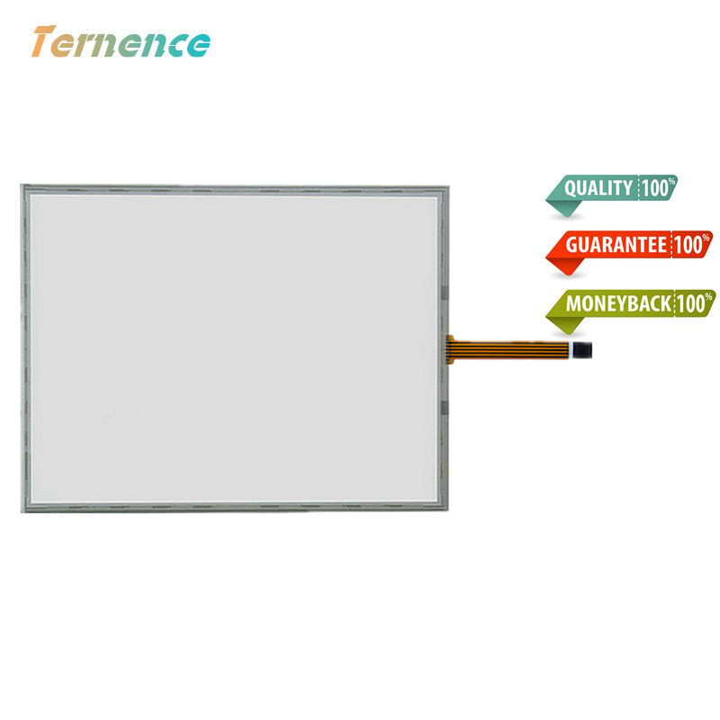 15 inch 5 wire 322mm*247mm Resistive Touch Screen Digitizer for cash register ;queuing machine Display;Industrial equipment