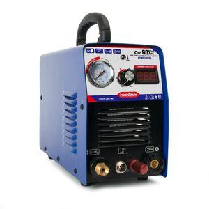 Image 2 - 60A установка воздушно плазменной резки машина с ЧПУ совместимый вспомогательная дуга Мощность до 1 18 мм, 110/220v с Бесплатная аксессуары