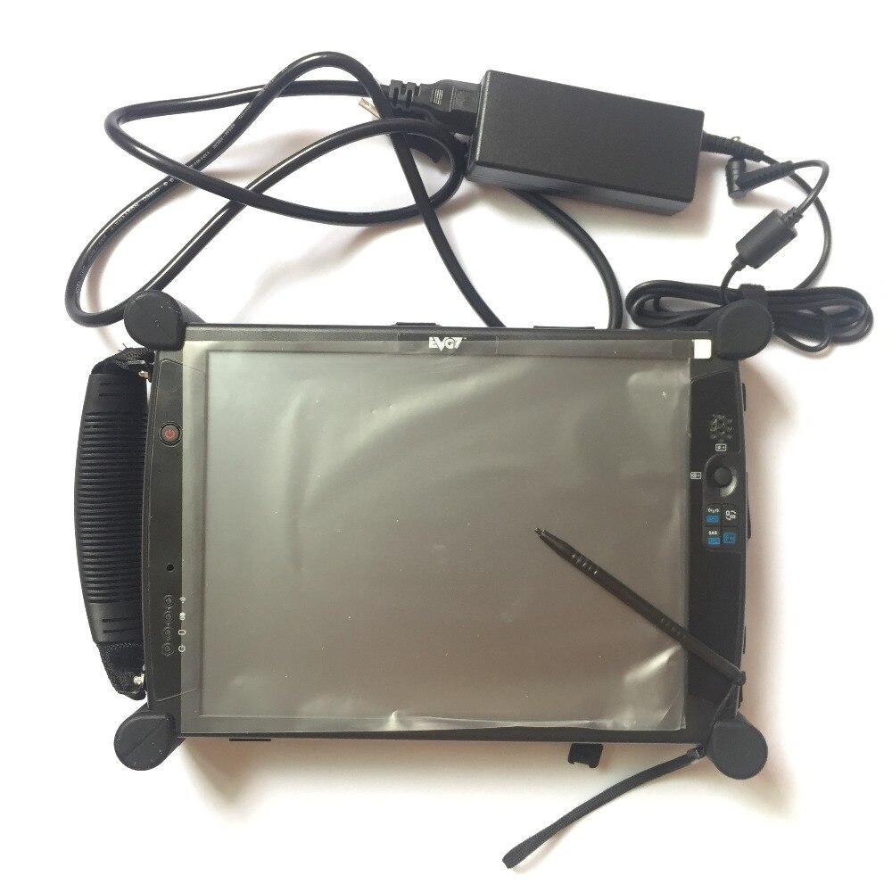 Ordinateur portable EVG7 8 GB/4 GB/2 GO de Mémoire DDR 500 GB HDD 2019 qualité supérieure stylo pour écran tactile ordinateur PC evg7 (gros/détail) DHL Libèrent le bateau