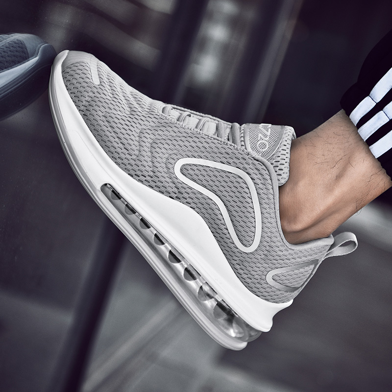 Men running shoes 2019 new breathable 720 true air cushion fashion shoes outdoor men sneakers tide sport shoes athletic walking Men running shoes 2019 new breathable 720 true air cushion fashion shoes outdoor men sneakers tide sport shoes athletic walking