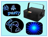 Rasha Hot Sale 450nm 400MW Blue Color Laser Light Laser DJ Lighting Disco Laser Fat Beam Effects RGB Laser Light For Xmas Party