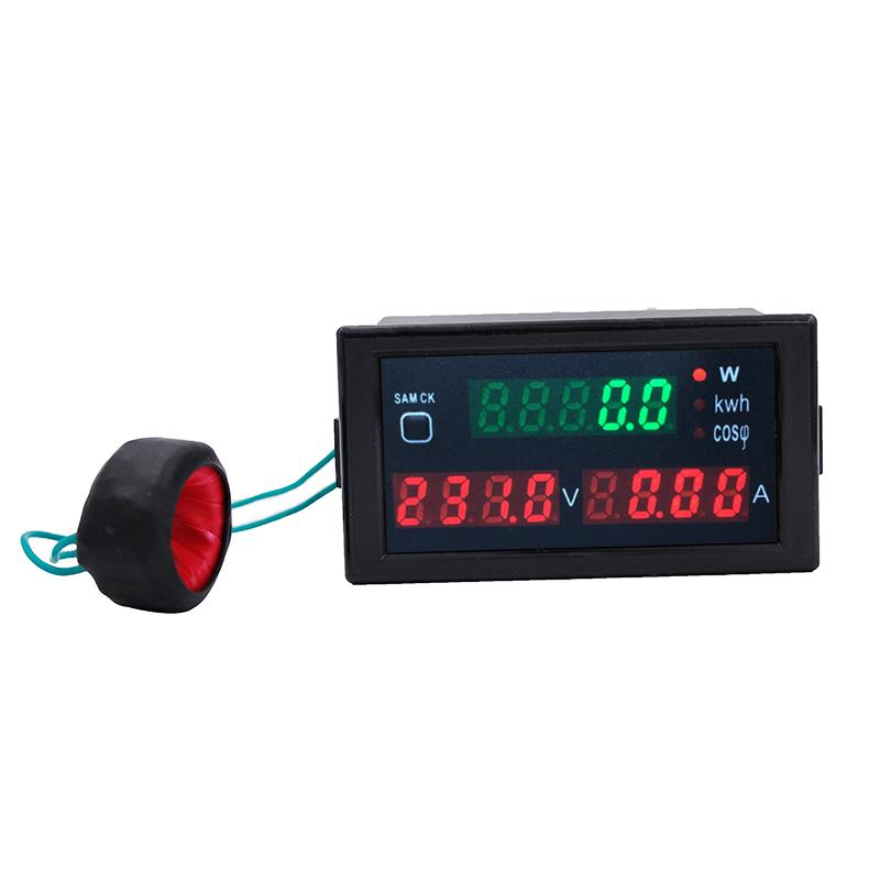 Multifunction Power Meter 0 to 300 VAC