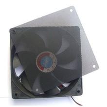 Обрезная вентиляторов пылевой устанавливается пыле винты cooler стандартный компьютер сетка фильтр