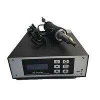 Ev Aletleri'ten Ultrasonik Temizleyici Parçaları'de 500W 28khz ultrasonik nokta kaynak makinesi için plastik kaynak makinesi