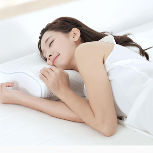 Image 3 - New Youpin 8H H2 Flexible Memory Cotton Pillow Powerful Anti Bacteria Release Stress Slow Re Bouncing Protect the Cervical Spine