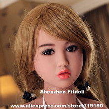107 Top quality japanese silicone love font b doll b font head for real font