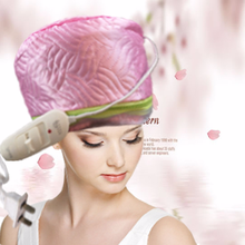 Baked oil cap  Hair Care Mask Three Temperature Control Heating Oil Perm Hat