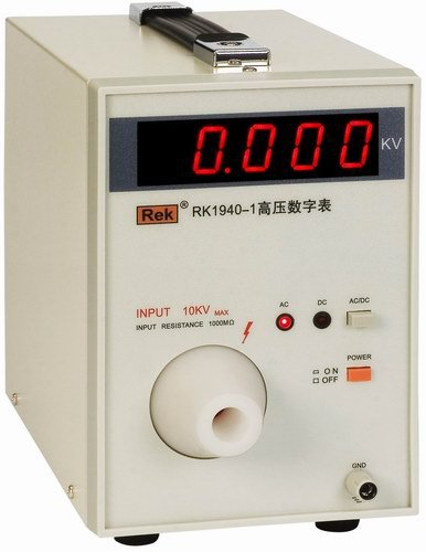 REK RK1940-1 high-voltage digital meter (AC / DC) 500V ~ 10 kV voltage meter voltage Laboratory power supply цены