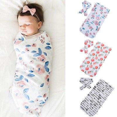 Receiving Blanket Vs Swaddling Blanket Classy Newborn Infant Baby Boys Girls Swaddle Blanket Baby Sleeping Swaddle
