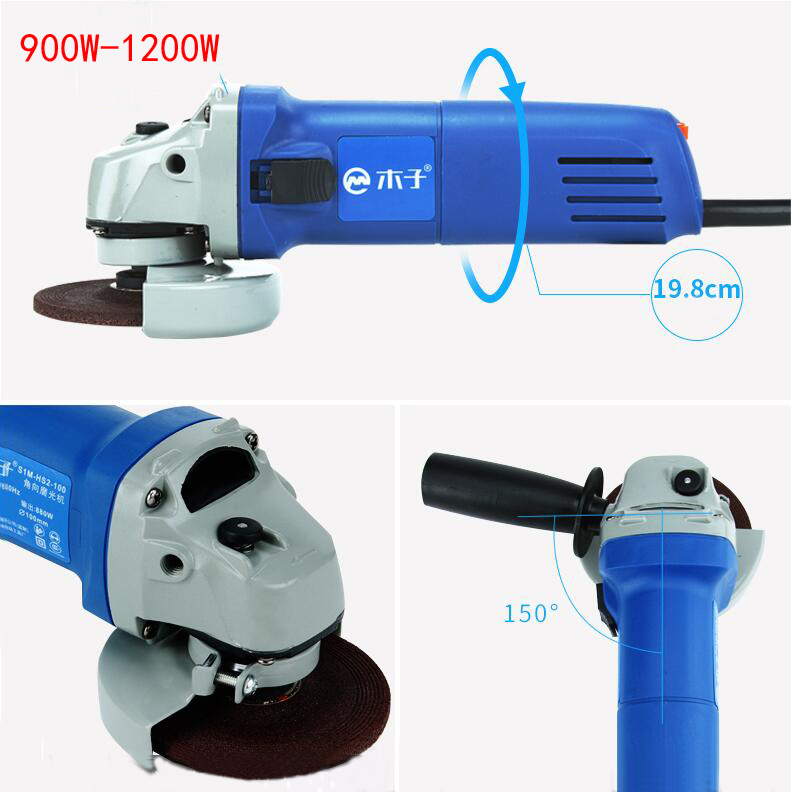 11.5 inches chainsaw bracket changed 100 125 150 Angle grinder in the saw saw woodworking tool Power tool, accessories