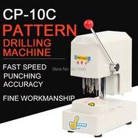 Patroon Boormachine CP-10C Bril verwerking apparatuur optische instrumenten Lens sjabloon ponsmachine