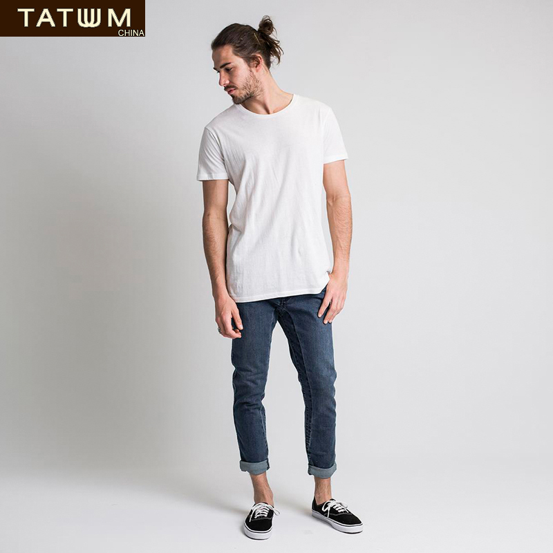 white shirt fashion mens artee shirt
