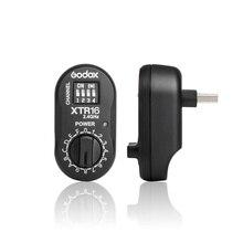Godox XTR-16 2.4 г беспроводной приемник для X1C X1N XT-16 передатчик триггера ad360, Де, Qt, Dp, Qs, Gs, Gt серии