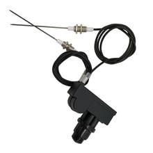 АА батарейка, зажигатель с двумя выходами для газовый гриль для барбекю или костра нагреватели с двумя универсальный электрод зажигания