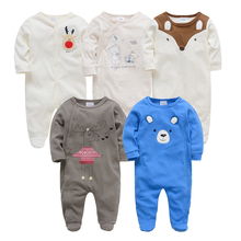 Baby Boy Girl Rompers Jumpsuits 3-12M