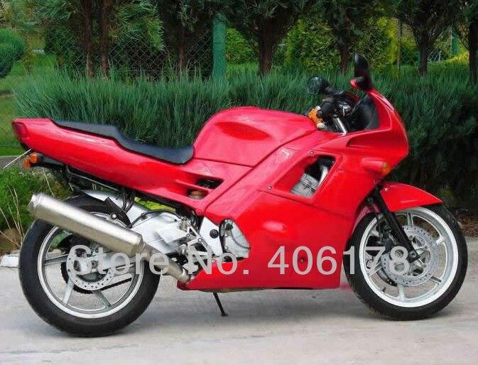 Hot Sales,moto cbr 600 fairing For Honda CBR600 F2 1991-1994 91 92 93 94 Red Motorcycle Fairings ABS fairing kit мото обвесы hjmt 93 94 cbr600 f2 91 94 f2 cbr600 f2