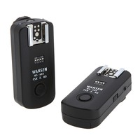 New WANSEN WS 603C 2 4Ghz 16 Channels Wireless Flash Trigger Synchronized Shutter Release Remote Control