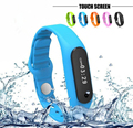 New E06 Smartband Smart bracelet Wristband Fitness tracker Bluetooth 4.0 fit bit flex Watch for ios android better than mi band