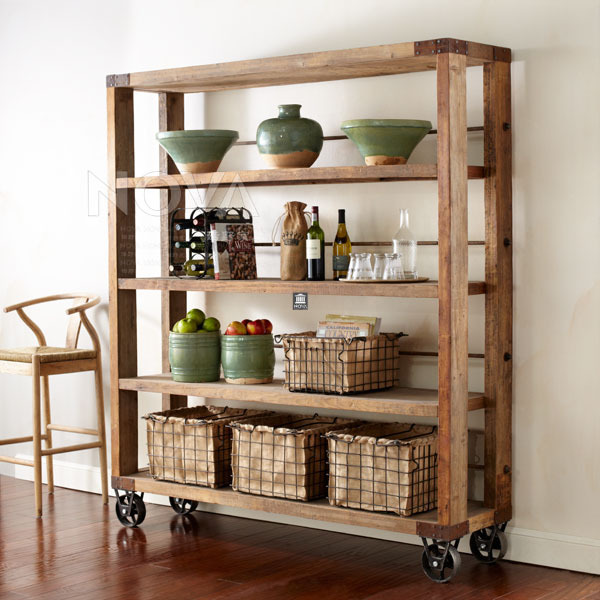 American country style bookcase industry | shelf | Sideboard | Shopping  shelf LOFT .