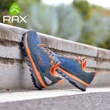 RAX Men's Outdoor Waterproof  Hiking Shoes Fast Walking Jogging Trekking Climbing Sport Shoes for Women