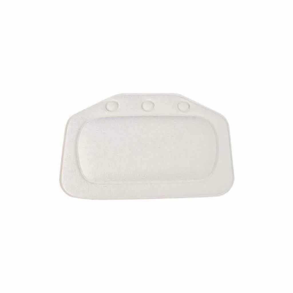 31 × 21 センチメートル快適なスパ風呂枕バスタブ浴室首ソフトパッド吸引水着ネックパッドスリップパッド