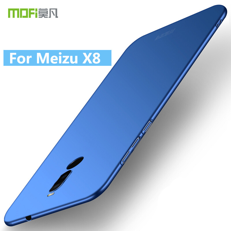 Original MOFi Classic Frosted PC Hard Back Protective Phone Case Cover for Meizu X8