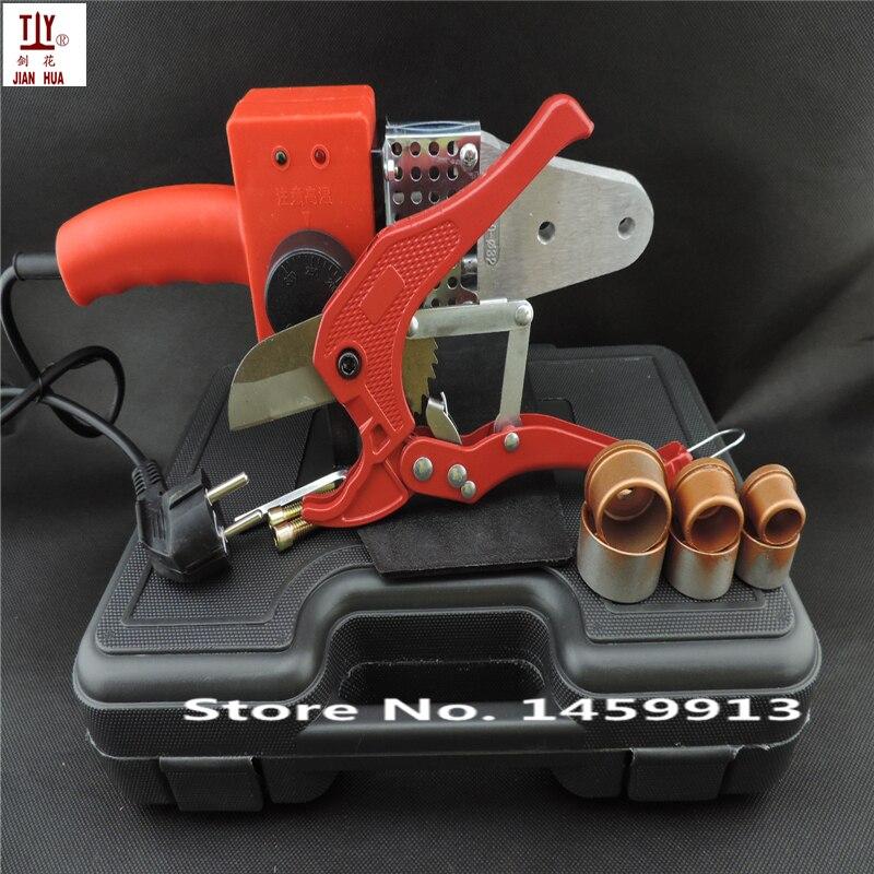 EINE heizung element für kunststoff rohre 20-32mm zu verwenden AC220/110 v 600 watt Sanitär werkzeuge mit 42mm rohr cutter