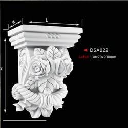 PU polyurethan konsole kamin teil ecke dekoration eingang decor korridor portal dekorieren komponenten