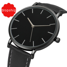 Splendid Quartz Watch Men Women Famous Brand Gold Leather Band Wrist Watches Luxury Drop shipping