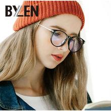 Женские стеклянные оправы, Ретро стиль, унисекс, для взрослых, очки для глаз, es оправы для мужчин, брендовые, оптические, прозрачные, стеклянные, Nerd, винтажные очки для близорукости