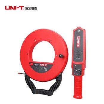 UNI-T UT661A UT661B Wall/PVC/Iron Pipe Blockage Detector Diagnostic-tool Scanner Pipeline Blocking Clogging Plumbers detector