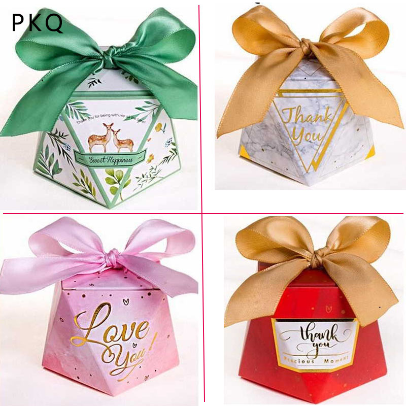 Wedding Ideas For 30 Guests: 30pcs/lot Creative Gift Box Wedding Favor Gifts Candy Box