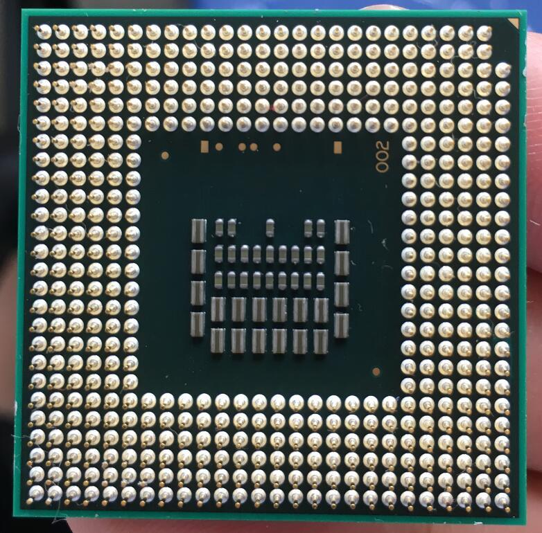 Intel Core 2 Duo T9300 CPU Laptop processor PGA 478 cpu 100 working properly Intel Core 2 Duo T9300 CPU Laptop processor PGA 478 cpu 100% working properly