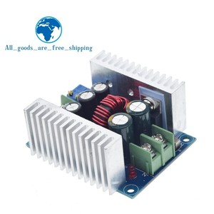 Image 4 - 300ワット20A DC DC降圧コンバータモジュール定電流ledドライバ電源ステップダウン電圧モジュール電解コンデンサ