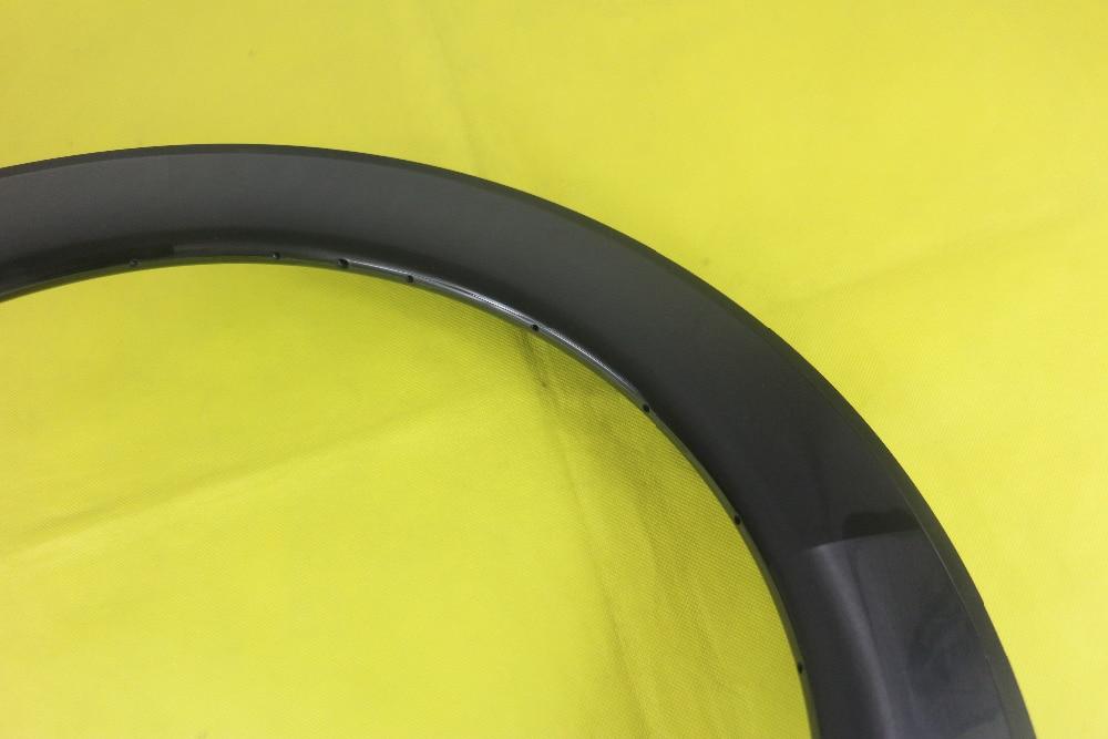 Amiable 700c 88mm Tubular 88t Road Bike Carbon Rim Ud Glossy 25mm Wide U Shape Basalt Brake 16 18 20 21 24 28 32 36 Holes Basalt Braking Good Reputation Over The World