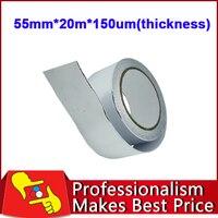 Che chắn tape Aluminum Foil tape chiều rộng bit 55 mét * 20 m * 0.15 mét cao Nhiệt Độ Kháng Băng Dính