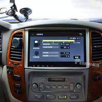 For 10 2 Quad Core 16GB Android 4 4 Car DVD Radio GPS Navigation For Toyota