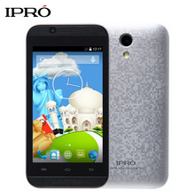 International Version IPRO Wave 4.0 Inch 512MB RAM 4GB ROM Mobile Phone 3G Global Smartphone Android MTK6572 Quad Core Cellphone